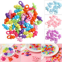 Girl Kids Toys Favors Christening Baby Shower Pacifiers Bead Party Decorations