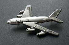 STRATOTANKER KC-135 USAF AIR FORCE LARGE LAPEL HAT PIN BADGE 2.25 INCHES