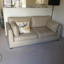 Marks and Spencer Leather Contemporary Sofas