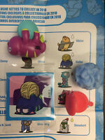 Lost Kitties Multipack Series 2: Baller+sticker+2 accessories+checklist
