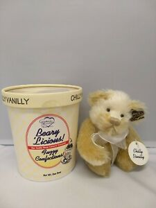 Annette Funicello Beary Licious Chilly Vanilly Limited Edition 101/1000
