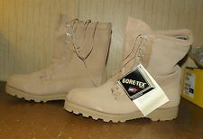 Belleville Cold Weather Military Boots Gore-Tex 2 Pair Booties Desert Tan 14N