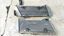 16 Suzuki DRZ 400 DRZ400 SM DRZ400sm radiators radiator set right left