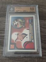 2000 Pacific Aurora Tom Brady ROOKIE RC #84 BGS 9.5 GEM MINT
