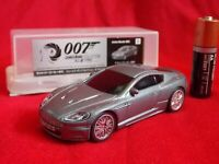 "007 James Bond  ASTON MARTIN DBS Mini Car Figure 3.5""  9cm JAPAN / UK DSP"