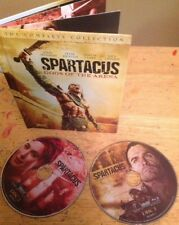 Spartacus:Gods of the Arena-The Complete Collection(Blu-ray,2011,2-Disk,Digibook