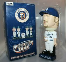 2002 Phil Nevin San Diego Padres Baseball Bobblehead Doll - New in Box
