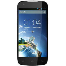 Nouveau Kazam Thunder Q4.5 uk sim gratuite déverrouillé smartphone dual sim noir bleu foncé