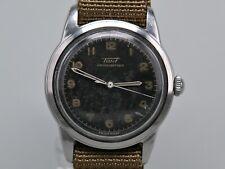 Tissot Military style cal 27B-2  ca. 1953, Radium dial, 35mm very cool