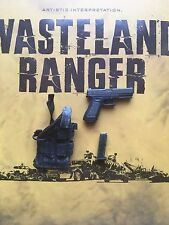 VTS Wasteland Ranger Mad Max Fury Road Pistol & Holster loose 1/6th scale