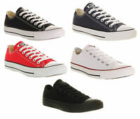 Converse CT All Star Low Unisex Trainers For Mens / Womens Canvas Sneakers - New