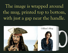 Johnny Depp - Personalised Mug / Cup
