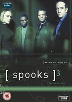 Spooks Series 3 - 2002 Keeley Hawes, Peter Firth, Matthew Macfadyen, Hugh R2 DVD