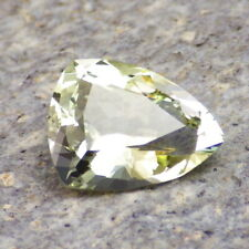 UNTREATED YELLOW GOLD TOPAZ-NIGERIA 4.80Ct FLAWLESS, RARE NATURAL COLOR!!