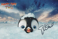 ELIJAH WOOD Signed 12x8 Photo HAPPY FEET & LORD OF THE RINGS COA