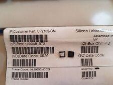 LOT OF 10 PCS CP2102-GM  NOS