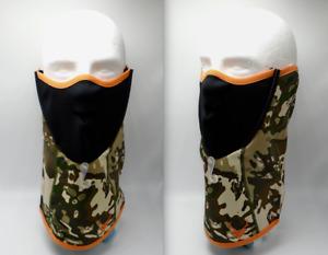 Walls Pro Series Hunt Men's Neck Face Warmer Camouflage Men's Large