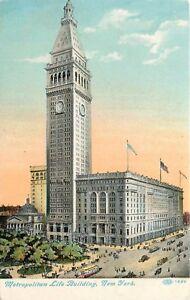 Metropolitan Life Museum New York NY Postcard