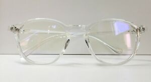 Ultra Light Weight Transparent Vintage Classical Style Eyeglasses Frames Rx-able