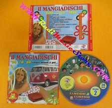 CD Compilation Il Mangiadischi '60'70'80 LITTLE TONY SORRENTI no lp mc dvd (C32)