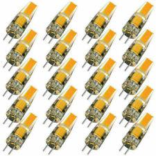 50pcs 20pcs G4 COB LED Bulb AC DC 12V Dimmable Light Replace Halogen Lamp 1pc
