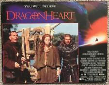 Dennis Quaid Dina Meyer DragonHeart 1996 Org Lobby Card 54