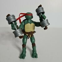 """TMNT Teenage Mutant Ninja Turtles Raphael 6"""" Figure Mirage Playmates 2006"""
