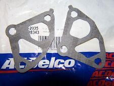251-2035 Ac Delco Water Pump Gaskets Oem New for Chevrolet Corvettte Buick Other