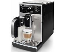 Saeco PicoBaristo Silber/Schwarz 2 Tassen Espressomaschine