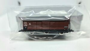 Westmodel 7005 G 07 3-achs Ged. Güterwagen mit Spitzdach Br.-Haus DB