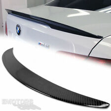 HIGH KICK CARBON FIBER BMW E92 3-SERIES P TRUNK SPOILER WING M3