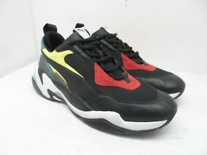 Puma Men's Thunder Spectra Athletic Casual Shoes Black/Multicolor Size 12M