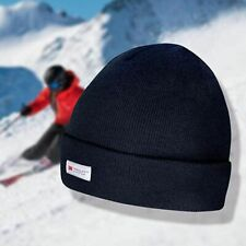 """3M™ Thinsulate™ Thermal Hat,Fleece Lined Beanie """"Running-Skiing-Camping"""" Unisex"""