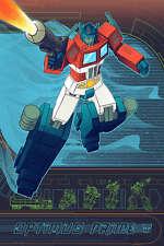 Kevin Tong - Optimus Prime - Poster/Print