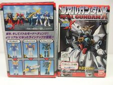 "Real Gundam X Bandai Candy Toy 1996 Model Kit 3"" Action Figure #5 Ashyutron"