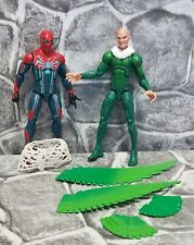 Marvel Legends Vulture and Armored Spider-Man Figures Only NO BAF
