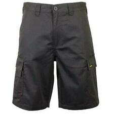 Game Men/'s Multipocket Cargo Workwear Shorts 15689 Charcoal  Shorts 28-399
