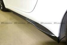 Carbon Fiber For Porsche 911 991 Turbo SP-Style Side Skirt Extension Flat 2pcs