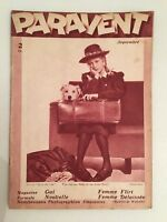 Revista Separador Numéros N º 5 Septiembre 1933