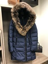 7591c1d0864f ... shop mackage kay fur trimmed down parka in green lyst 2017 fw brand new mackage  kay ...