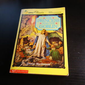 THE PRINCESS AND THE GOBLIN Princess Irene and Curdie #1 1990 FANTASY Adventure