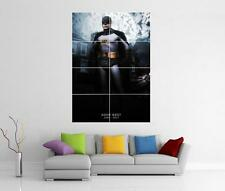 Adam West Batman Dc Comics TV Series Gigante Pared arte cartel impresión fotográfica Pic