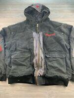 * snap on Tools sz 2XL full zip black racing Jacket exclusive rare