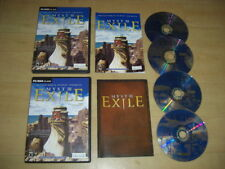 MYST III 3 EXILE Pc / Apple MAC Cd Rom - FAST POST