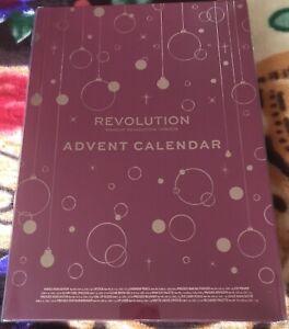 Revolution Makeup Beauty Set London Advent Calendar Christmas Brand New&Sealed