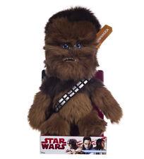 New Disney Star Wars The Force Awakens 10 Inch Chewbacca Soft Plush Toy