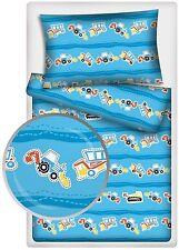 100% Baumwolle Baby-Bettwäschegarnituren für Babybett und Fahrzeuge