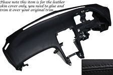BLACK LEATHER DASH DASHBOARD SKIN COVER FITS NISSAN 300ZX Z32 1990-1996