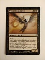 Whispering Specter 1X NM New Phyrexia MTG Magic the gathering