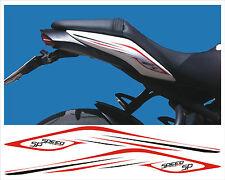 Adesivi  codone triumph speed 1050 2011 -adesivi/adhesives/stickers/decal